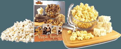 Popcorn Order-Taker Brochure