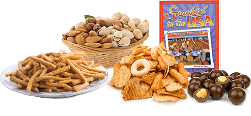 High Profit Nuts and Snacks Fundraiser