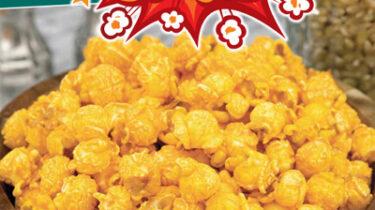 Gourmet Popcorn Brochure - Page 1