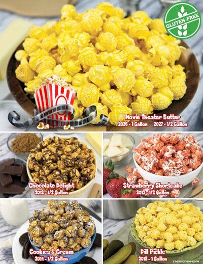 Gourmet Popcorn Brochure - Page 4