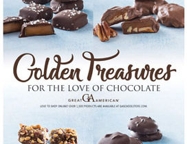 Golden Treasures Candy Fundraiser