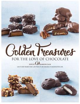 Golden Treasures Candy Fundraiser