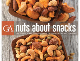 Nuts About Snacks Fundraiser