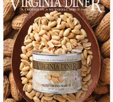 VA Diner Peanuts for Fundraising
