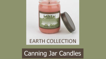 Canning Jar Candles Fundraiser