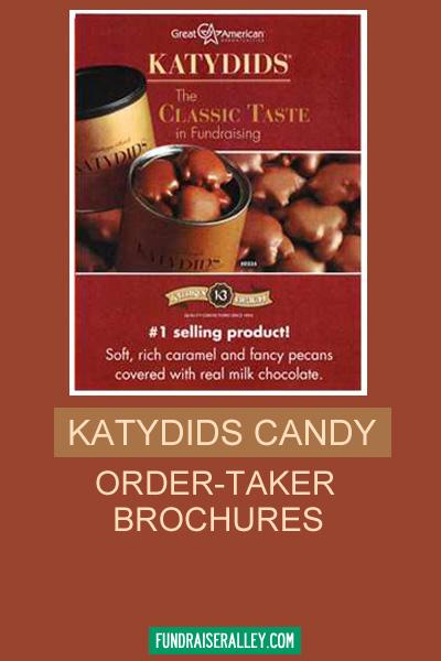 Katydids Order-Taker Brochure for Fundraising