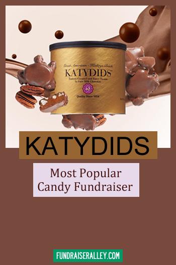 Katydids - Most Popular Candy Fundraiser