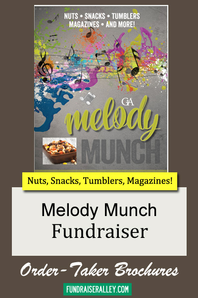 Melody Munch Order-Taker Fundraiser