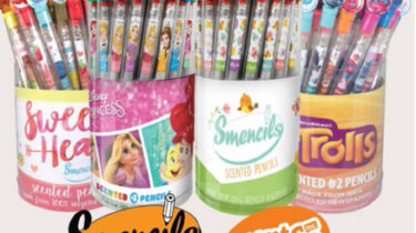Smencils (scented pencils) for Fundraising
