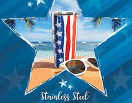Stainless Steel Tumblers Order-Taker Fundraiser