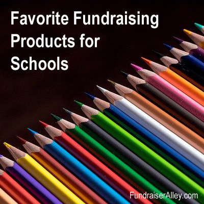 Favorite Fundraising Products for Schools