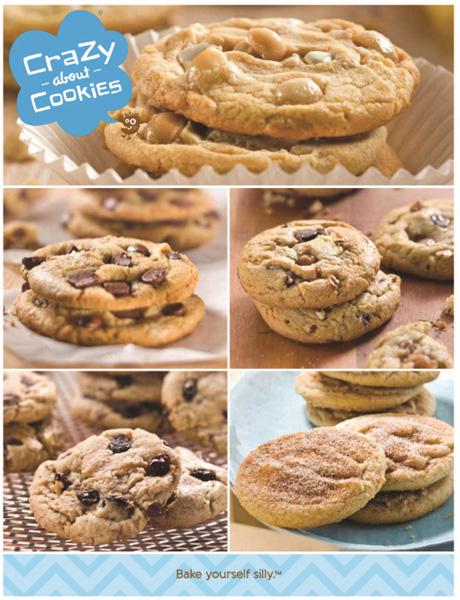 Cookie Dough Scoop and Bake Tubs Brochure