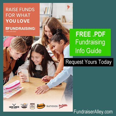 Request a Free PDF Fundraising Info Guide