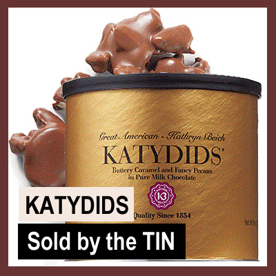 Katydids Candy - Sold by Single Tins