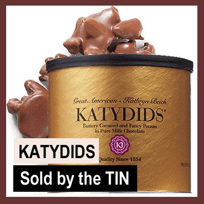 Katydids Candy - Individual Tins For Sale