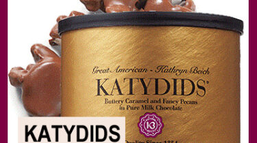 Katydids Candy - by the tin or case