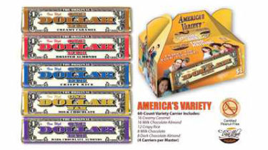 Americas Variety Candy Bars for Fundraising