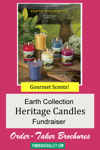 Candles Order-Taker Fundraiser