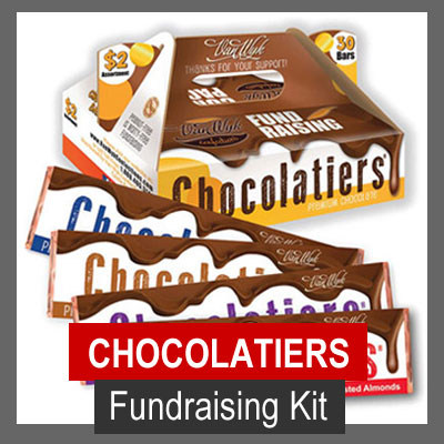 Chocolatiers Candy Fundraising Kit