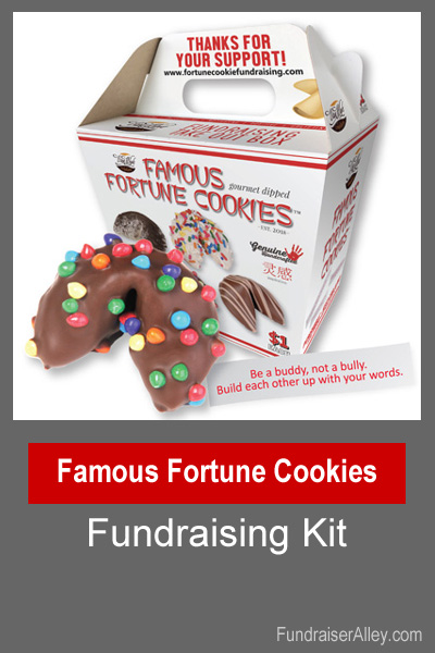 Famous Fortune Cookies Fundraising Kit