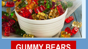Gummy Bears for Fundraising