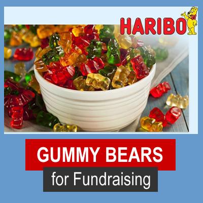 Gummy Bears for Fundraising