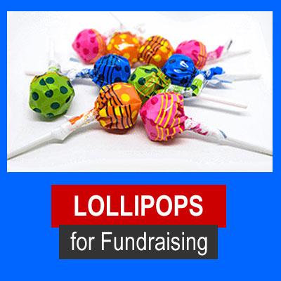Gourmet Lollipops for Fundraising