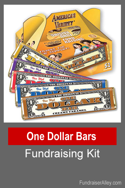 One Dollar Bars Fundraising Kit