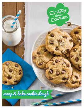 Scoop and Bake Cookie Dough Tubs