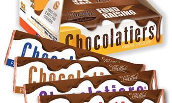 Chocolatiers $2 Candy Bar Fundraiser Kit