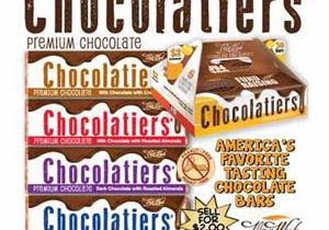 Chocolatiers Candy Bars