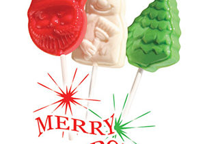 Christmas Lollipops for Fundraising