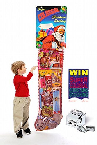Giant Christmas Stocking for Raffle