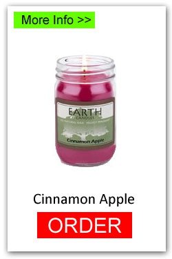 Cinnamon Apple Candles for Fundraising - Order Online