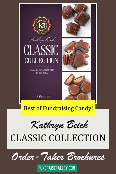 Classic Collection Candy Order-Taker Brochure
