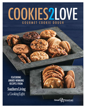 Cookies 2 Love Fundraising Brochures