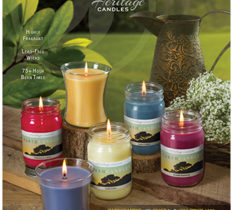 Earth Candles for Fundraising