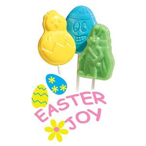 Easter Joy Lollipops for Fundraising
