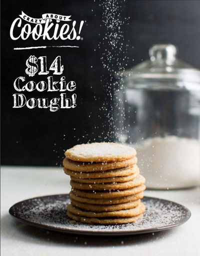 $14 Cookie Dough Fundraiser