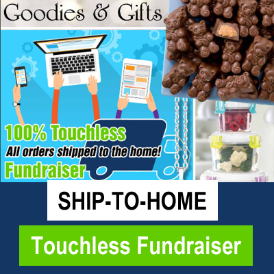 Ship to Home Touchless Fundraiser