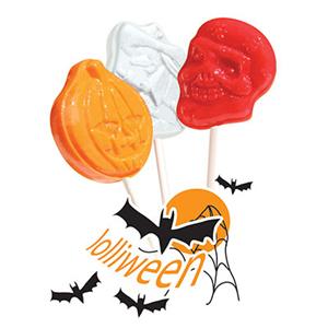 Halloween Lollipops for Fundraising
