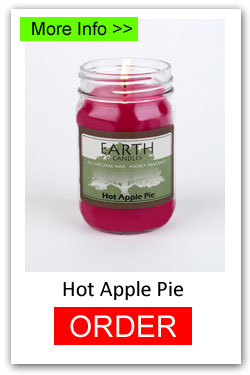 Hot Apple Pie Candles for Fundraising - Order Online