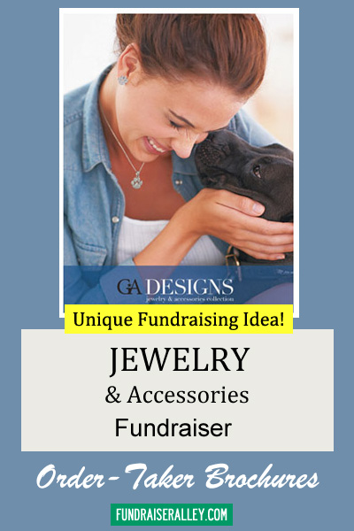 Jewelry Order-Taker Fundraiser