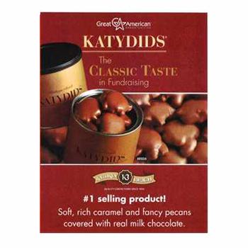 Katydids Order-Taker Fundraising Brochures