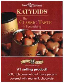 Katydids Candy Order-Taker Brochures