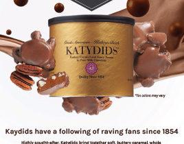 Katydids Order-Taker Brochure