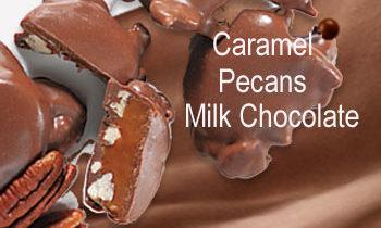 Caramel, Pecans, Milk Chocolate - Katydids Candy Fundraiser