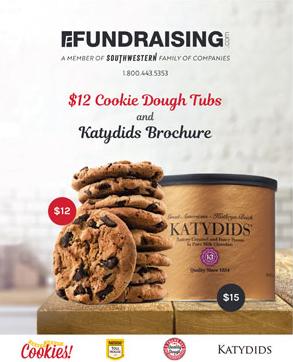 Katydids and Cookie Dough Order-Taker Fundraiser