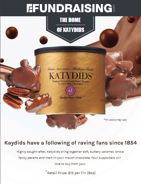 Katydids Candy Order-Taker Brochure