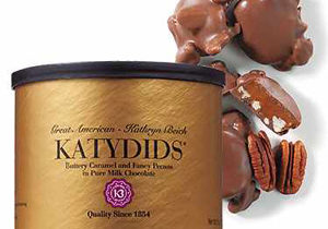Katydids Tins for Fundraising